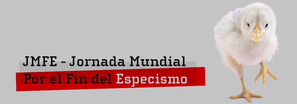 Charlas en el Día Mundial por el Fin del Especismo