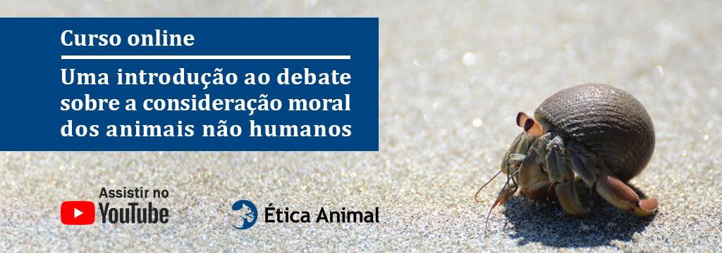 Curso Online Da Etica Animal Na Integra No Youtube Animal Ethics