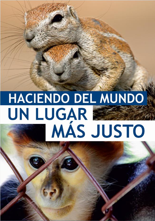 Descarga los folletos de Ética Animal