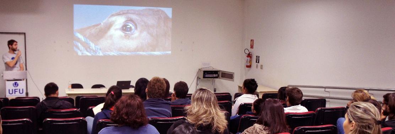 Ciclo de palestras em defesa dos animais